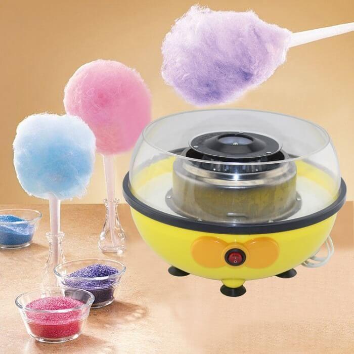 Электрический аппарат для приготовления сахарной ваты Minijoy