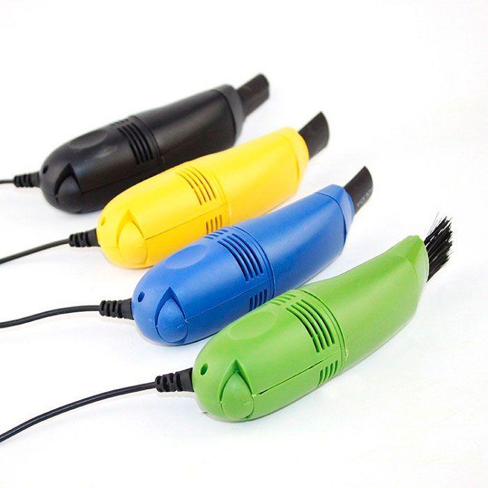 Мини-пылесос для клавиатуры от USB
