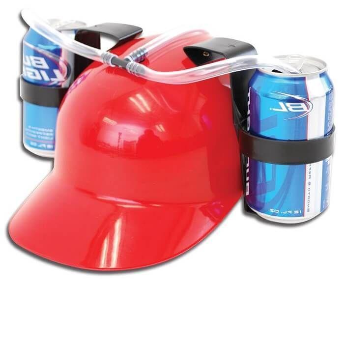 Шлем для болельщиков Пивная каска