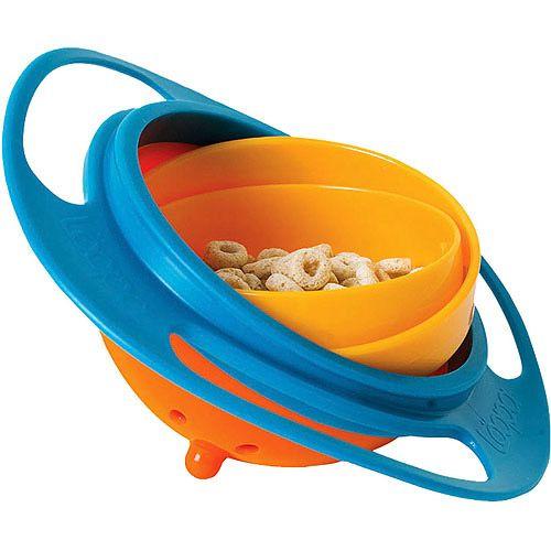 Тарелка - непроливайка - неваляшка Gyro Bowl