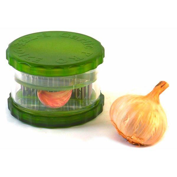 Мельница для чеснока с металлическим лезвием Garlic Pro