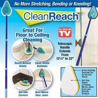 Универсальная телескопическая щётка CleanL Reach