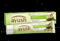 Зубная гель паста с кардамоном Левер Аюш | Lever Ayush Freshness Gel Cardamom Toothpaste