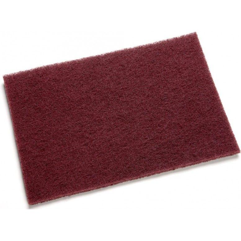 Smirdex Нетканый абразивный материал в листах AVF 320 (красный),150мм x 230 мм SMIRDEX, (упаковка 10 шт.)