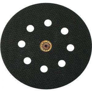 Smirdex Подложка Random orbit D=125мм с 8 отв. SMIRDEX, (упаковка 1 шт.)