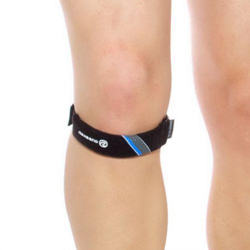 Спортивный коленный бандаж-стяжка Rehband 7757