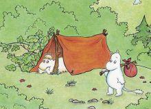 Муми-тролли на пикнике