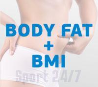 Жироанализатор (Body Fat) и индекс массы тела (BMI)