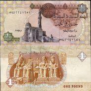 Египет - 1 Фунт 2007-16 UNC
