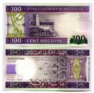 Мавритания - 100 Огуйя 2015 UNC