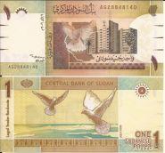 Судан 1 Фунт 2006 UNC