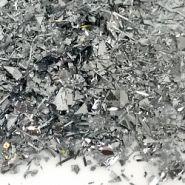 Конфетти блёстки, серебро, фольга, голография, 20 гр