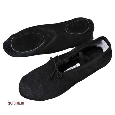черные балетки для танцев