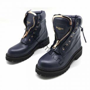 Ботинки Balmain (на молнии)