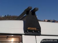 Багажник на крышу ГАЗ Соболь, Атлант, стальные дуги