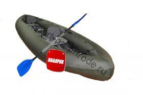 БАЙДАРКА (ЛОДКА) надувная Т-47