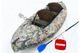 Байдарка (лодка) надувная Тайга 340