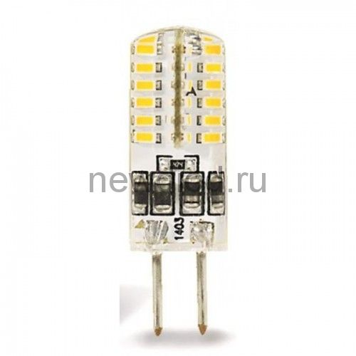 Лампа светодиодная LED-JCD-standard 2Вт 230В G4 4000К 180Лм
