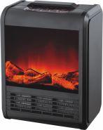 "Электрический камин компактный ""SLOGGER"" Fireplace Black SL-2008I-E3R-B"