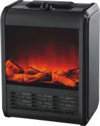 "Электрический камин компактный ""SLOGGER"" Fireplace Black SL-2008I-E3-B"