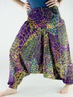 Разноцветные женские штаны афгани из хлопка, интернет магазин