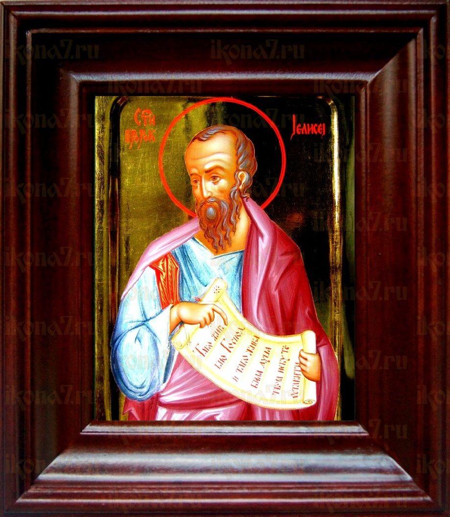 Елисей, пророк (21х24), простой киот