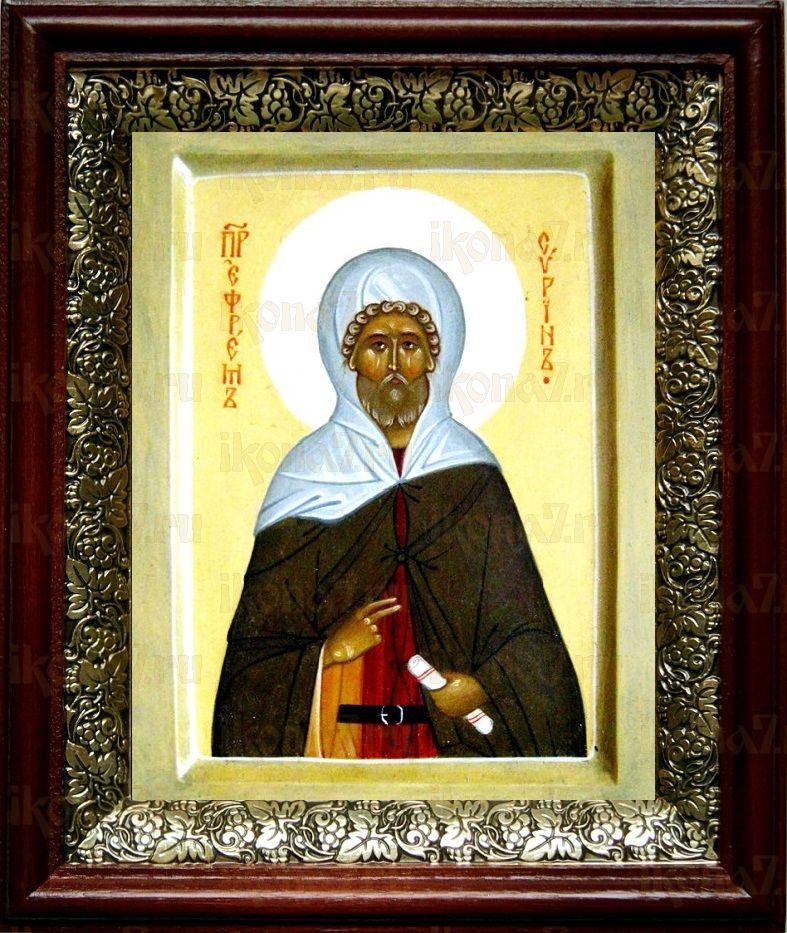 Ефрем Сирин (19х22), темный киот