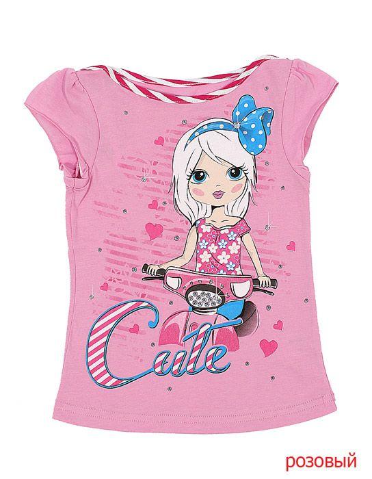 Блуза для девочки Милочка