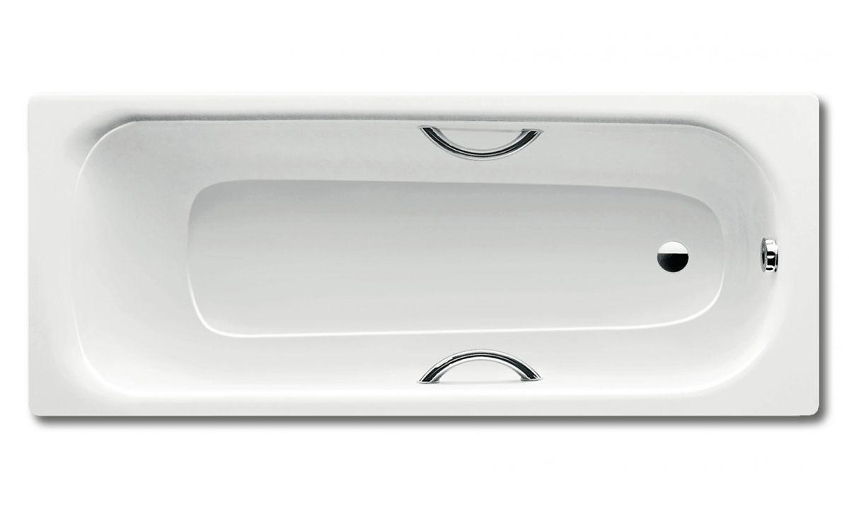 Ванна стальная Kaldewei EUROWA Form Plus 160x70x39 под ручки