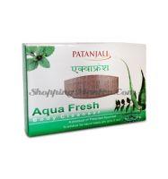Освежающее мыло Аква Фреш Патанджали   Divya Patanjali Ojas Aquafresh Soap