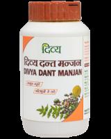 Зубной порошок Патанджали Аюрведа | Divya Patanjali Dant Manjan Tooth Powder