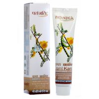 Зубная паста гель для чувствительных зубов Патанджали | Divya Patanjali Medicated Oral Gel