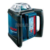 Bosch GRL 500 HV+LR 50 - лазерный нивелир ротационный