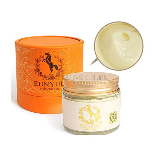 Eunyul Horse Oil Cream