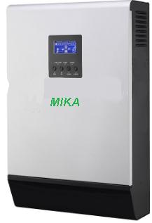Гибридный инвертор Mika  3000M plus - 24V - 60A. MPPT.