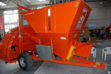 Упаковочная машина AGRIPAK RS 6,5 с зернодробилкой