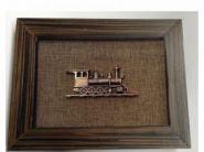 Ключница деревянная (12382)