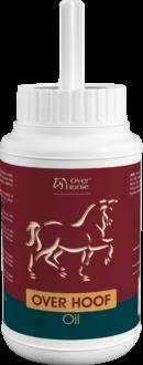OVER Hoof Oil увлажняющее масло для копыт с щеткой 550 мл Over-horse