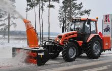 Роторный снегоочиститель OW-2,4H/M