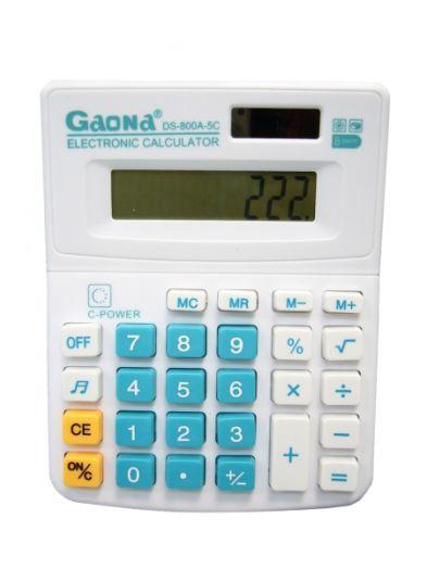 Калькулятор GAONA DS-800A-5C (8 разр.) настольный