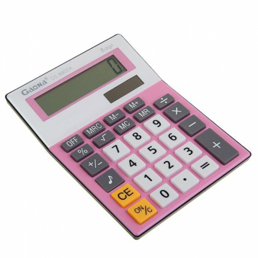 Калькулятор GAONA DS-8800A (8 разр.) настольный