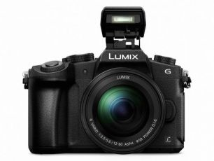 Panasonic Lumix DMC-G80 Kit 12-60mm f3.5-5.6