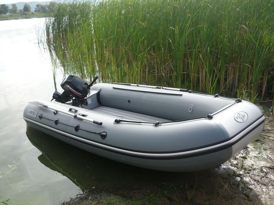 Лодка CompAs 380s