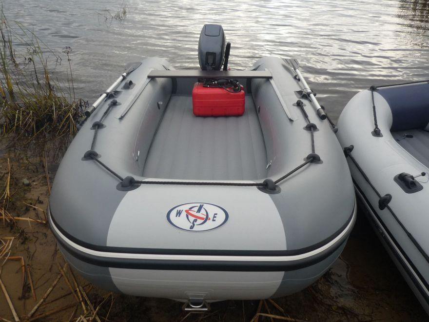 Лодка НДНД CompAs 400