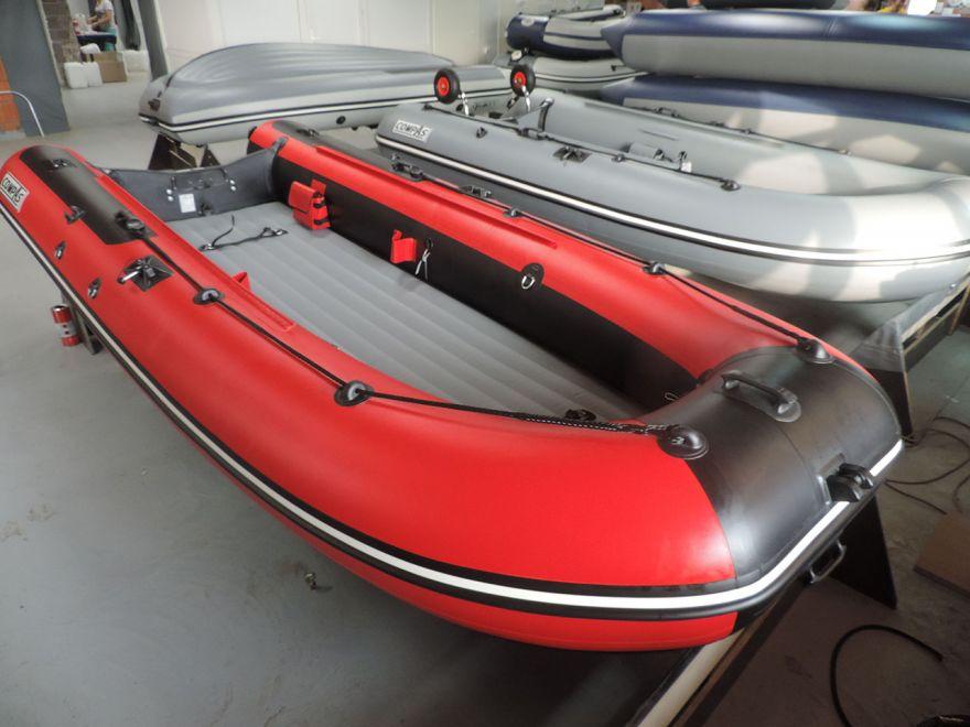 Лодка CompAs 420