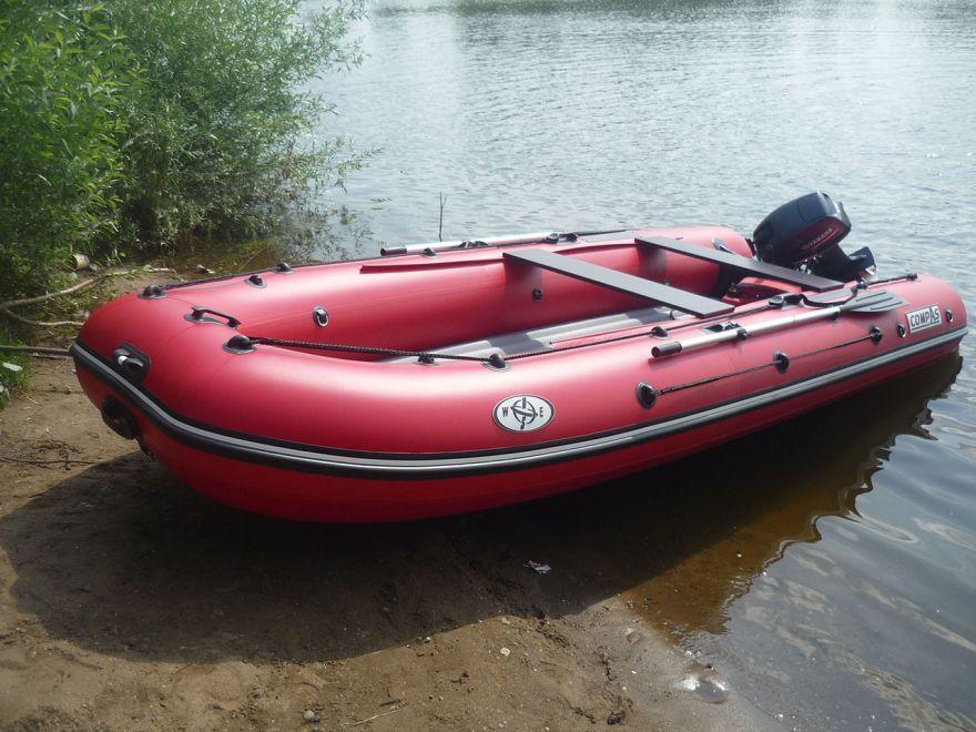 Лодка CompAs 450