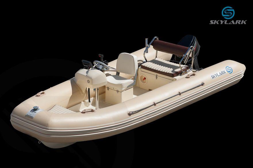 Лодка РИБ SKYLARK F420 CL