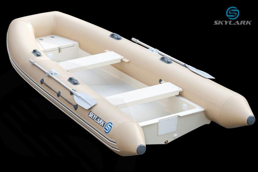 Лодка РИБ SKYLARK F420 LE