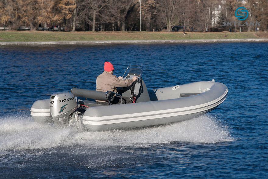 Лодка РИБ SKYLARK F480 CL
