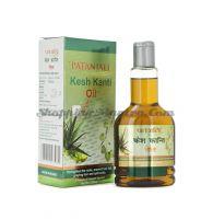 Укрепляющее масло для волос Патанджали Аюрведа (Divya Patanjali Kesh Kanti Hair Oil)